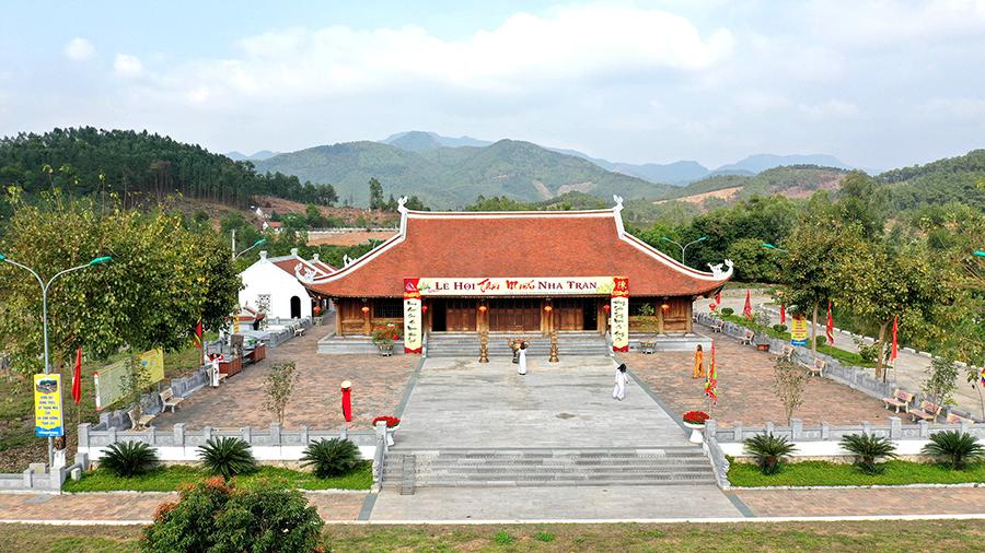 Các di tích nhà Trần ở Đông Triều: Điểm cộng cho Yên Tử trở thành di sản thế giới