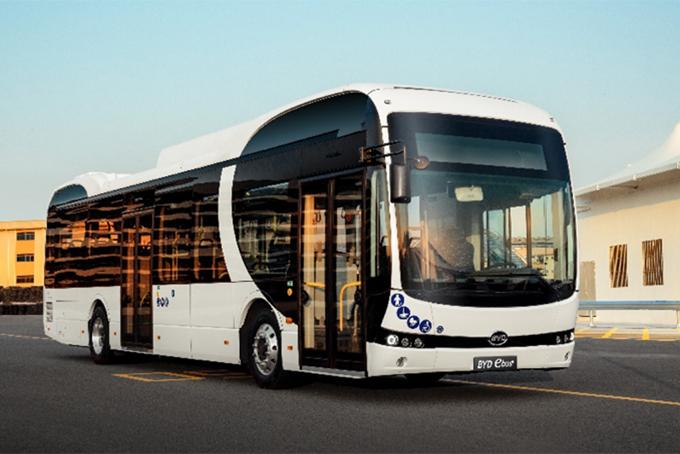 Khánh Hòa: Nghiên cứu dự án Xe buýt điện - năng lượng sạch trung chuyển khách du lịch