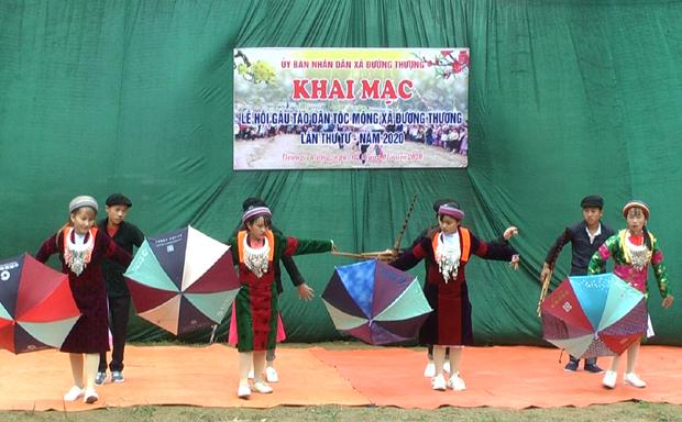 Lễ hội Gầu Tào dân tộc Mông – Hà Giang