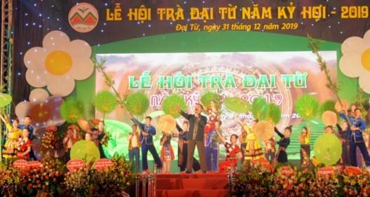 Lễ hội Trà Đại Từ - Thái Nguyên