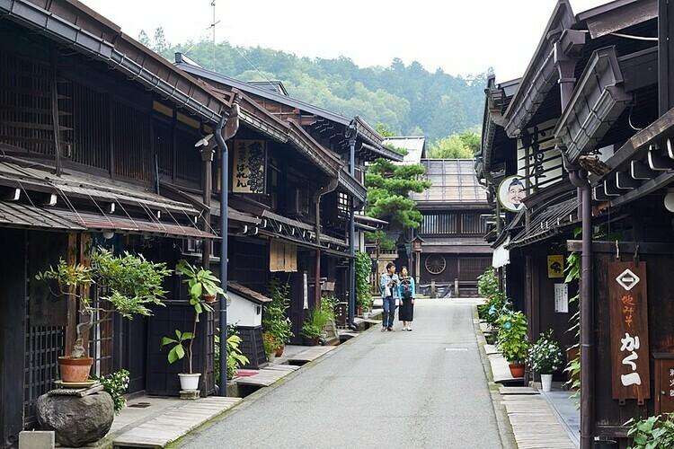 Khám phá 4 thị trấn đẹp nhất Nhật Bản