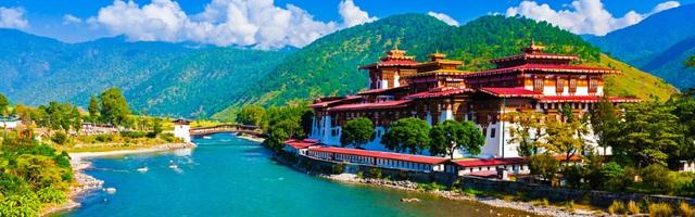 Những nơi bạn nhất định phải tới khi đến vùng đất của hạnh phúc - Bhutan