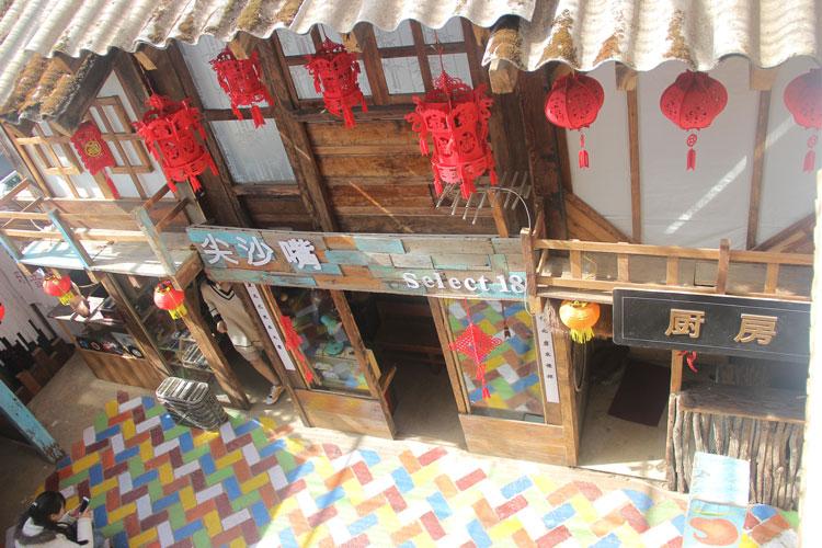 Trải nghiệm HongKong thu nhỏ nơi vùng ven Đà Lạt