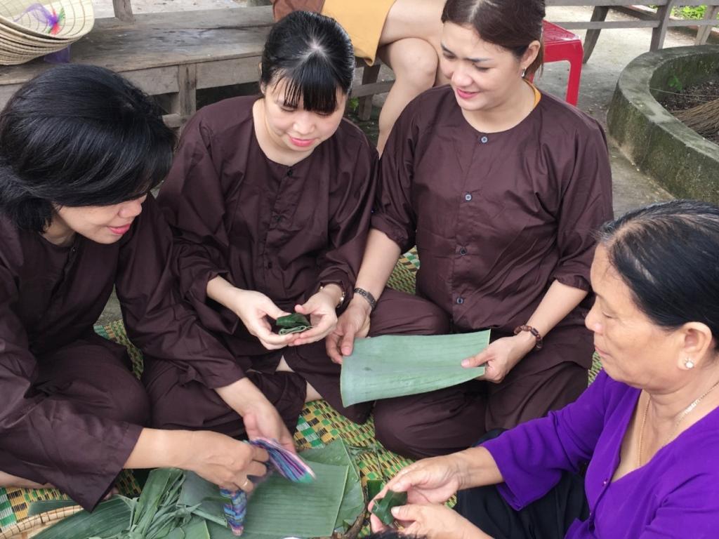Về Thủy Thanh (Hương Thủy) làm nông dân, thưởng thức sản vật đồng quê