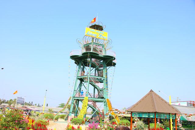 Đồng Tháp: Các khu, điểm tham quan thực hiện nhiều biện pháp kích cầu du lịch