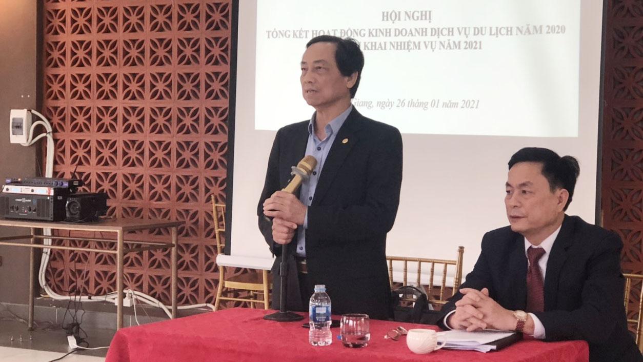 Bắc Giang: Phấn đấu năm 2021 thu hút khoảng 1,2 triệu lượt khách du lịch