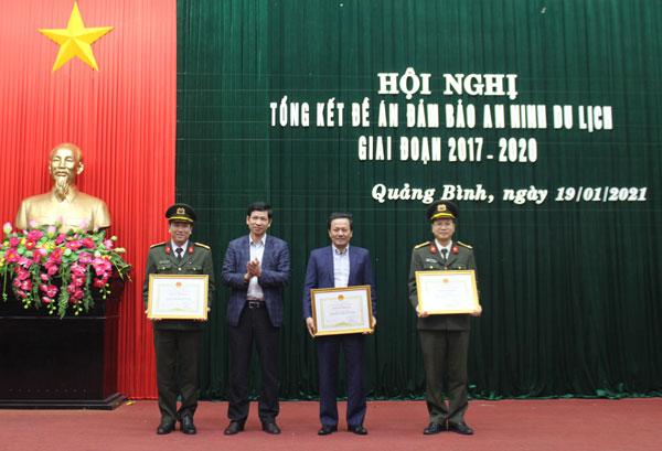 Quảng Bình: Triển khai công tác đảm bảo an ninh du lịch