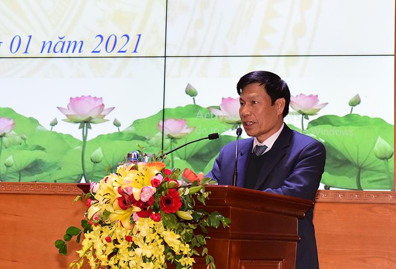 Thành lập Hội đồng thẩm định Nhiệm vụ lập Quy hoạch hệ thống du lịch thời kỳ 2021-2030, tầm nhìn đến năm 2050