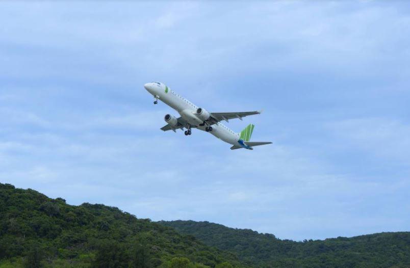 Tháng 01/2021, bay từ Cần Thơ đi Côn Đảo, Phú Quốc cùng Bamboo Airways từ 49.000 đồng