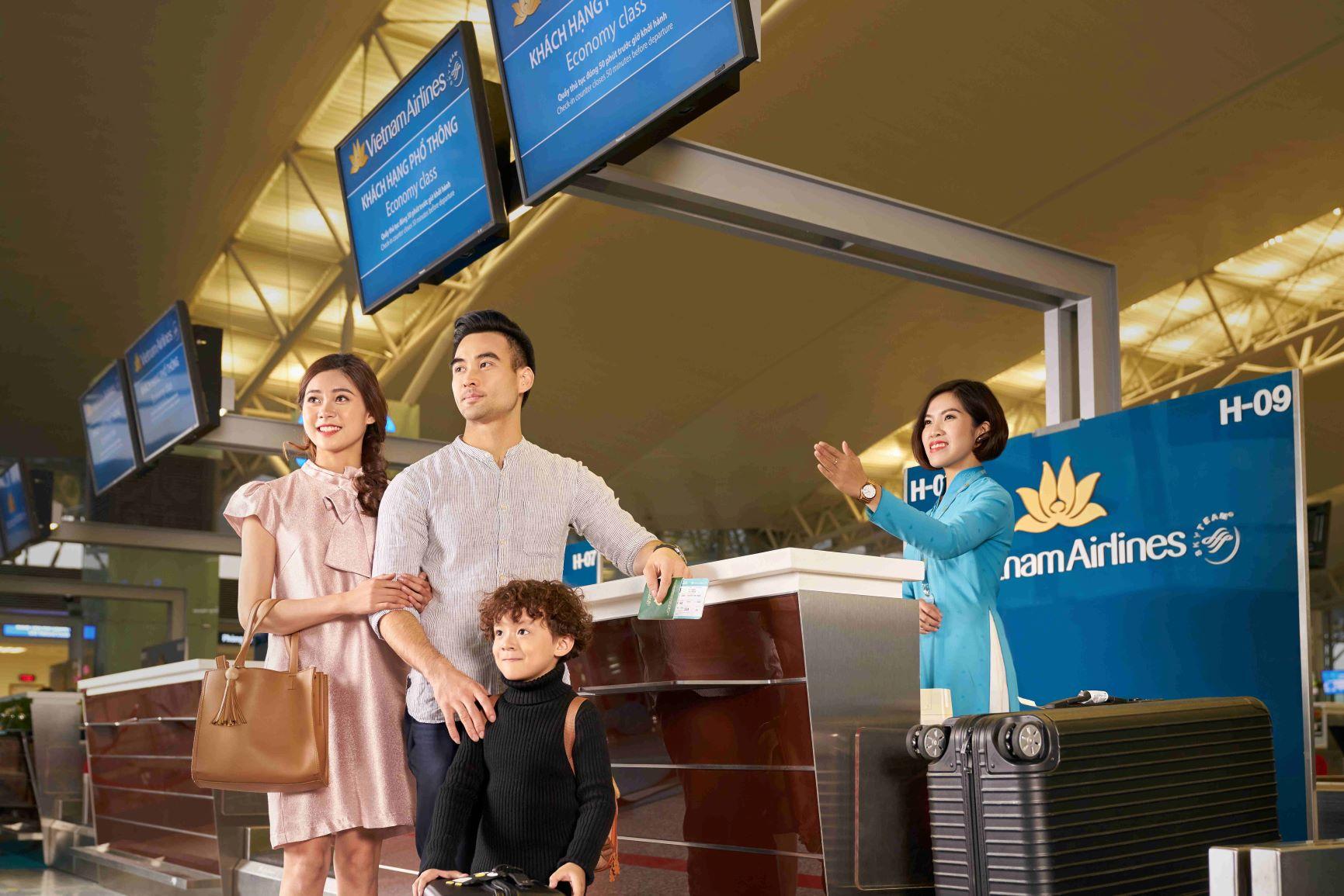 Vietnam Airlines khuyến cáo về đi lại trong cao điểm Tết Nguyên đán