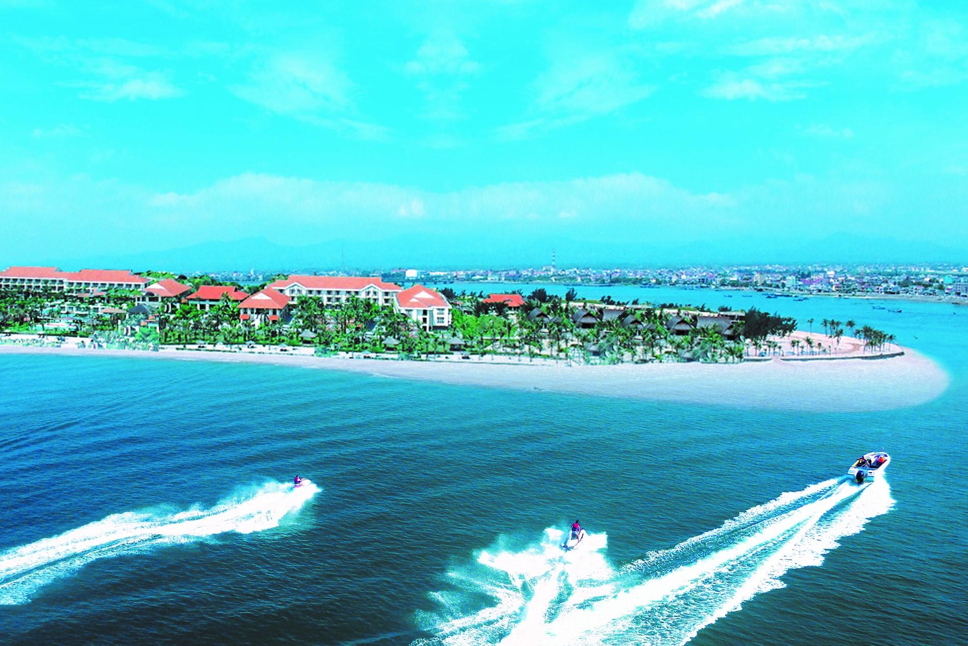 Quảng Bình: Sun Spa Resort – Địa điểm du lịch MICE đẳng cấp