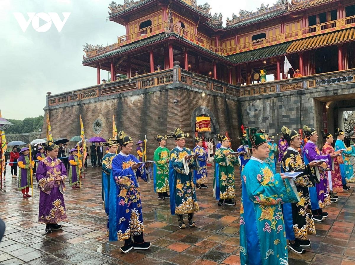 Thừa Thiên Huế: Di tích Huế miễn vé 3 ngày Tết cho du khách