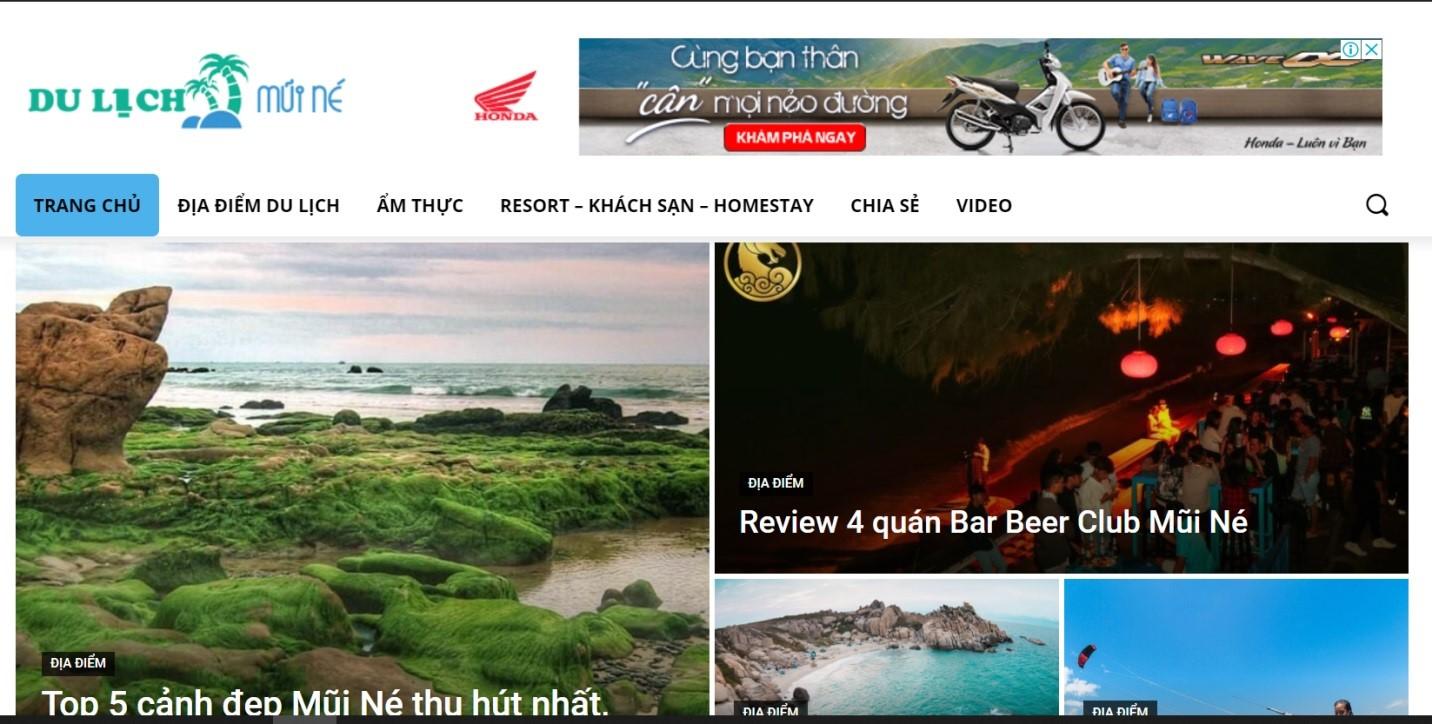 Cẩm nang du lịch hữu ích cho du khách khi đến Mũi Né- Bình Thuận