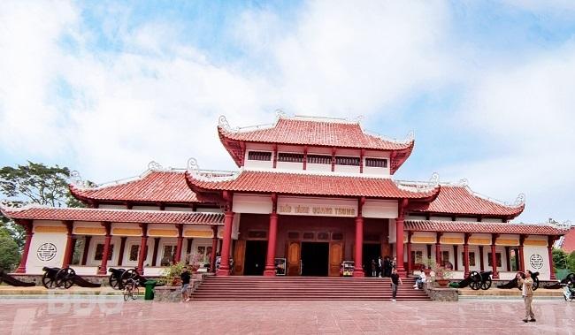 Bình Định: Bảo tàng Quang Trung chuẩn bị phục vụ Tết và lễ hội
