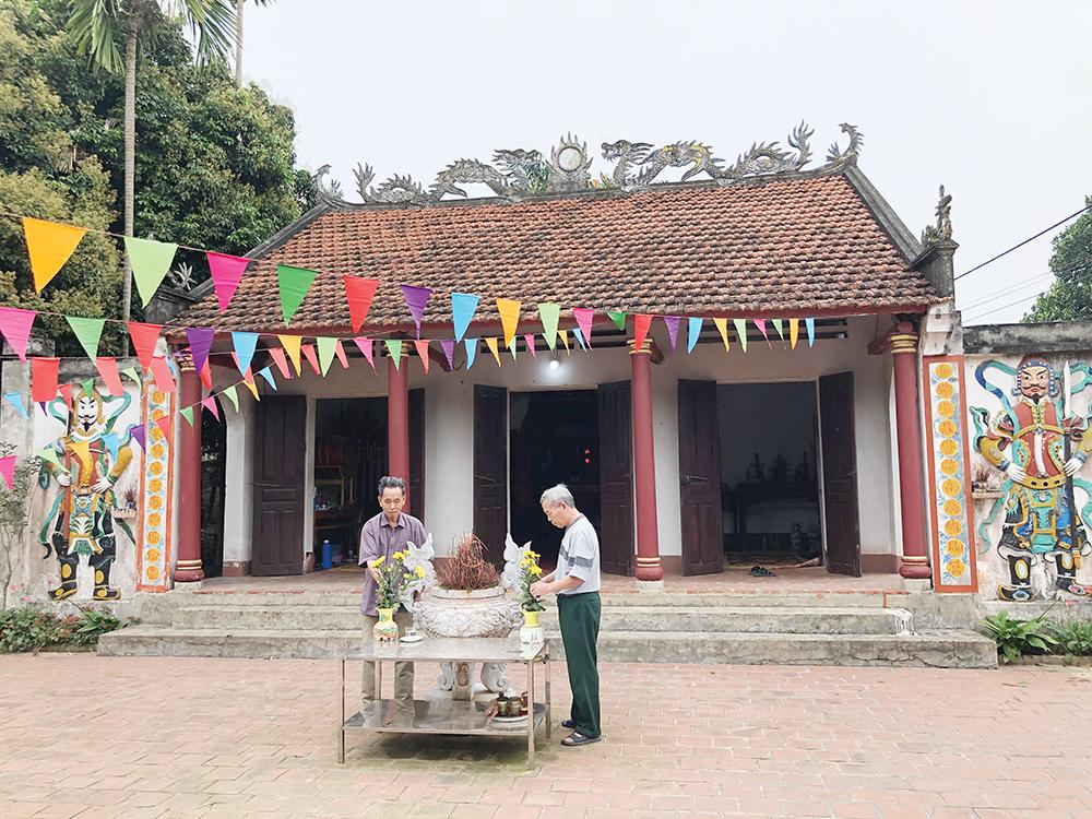 Về các di tích thờ Vua Hùng và các danh tướng thời Hùng Vương ở Phù Ninh-Phú Thọ