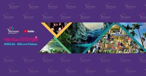 Mỗi chuyến đi thêm yêu Tổ quốc! Khám phá vẻ đẹp Việt Nam trên nền tảng số Youtube