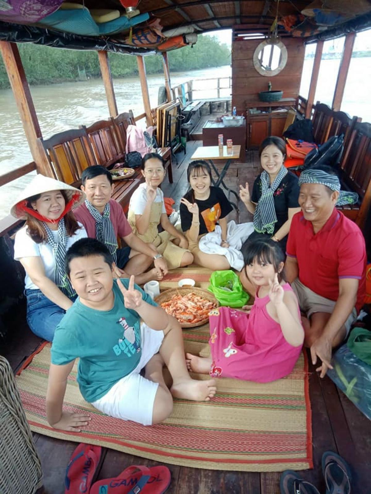 Du khách đến Tiền Giang, Bến Tre tăng cao trong dịp Tết Dương lịch
