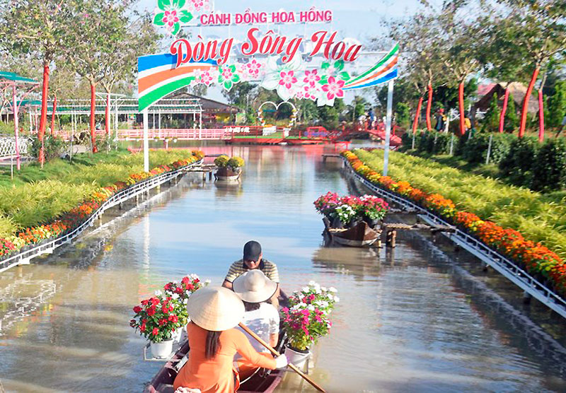 Khai mạc Tuần lễ Văn hóa du lịch tỉnh Đồng Tháp