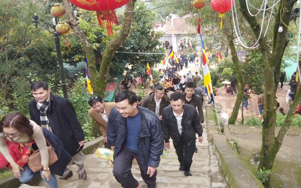 Hà Tĩnh: Khai hội chùa Hương Tích năm Tân Sửu 2021 sẽ không tổ chức phần hội