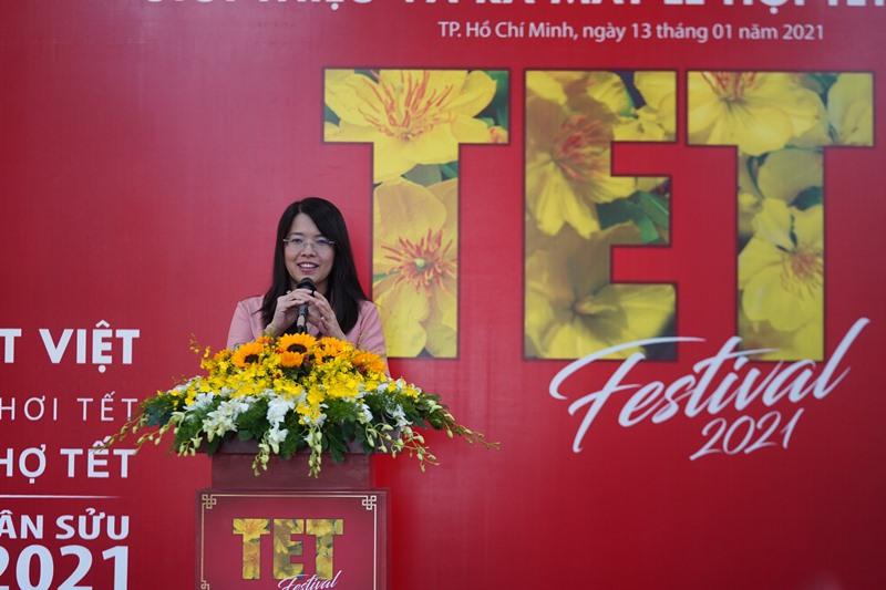 Dự kiến gần 70 nghìn lượt khách tham gia Lễ hội Tết Việt 2021