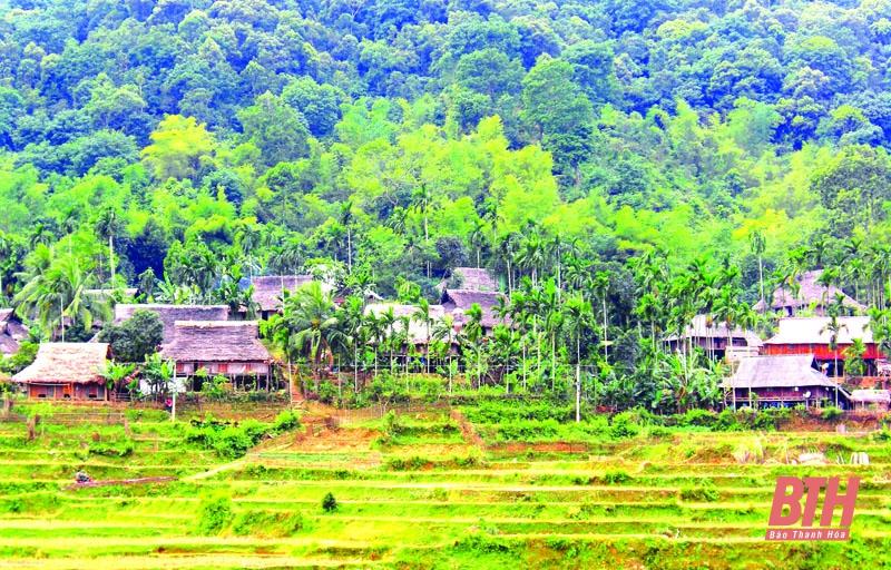 """Nhà sàn truyền thống -nơi """"giữ lửa"""" văn hóa dân tộc Thái"""