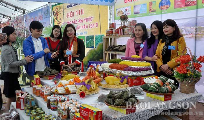 Lạng Sơn phát triển du lịch từ ẩm thực
