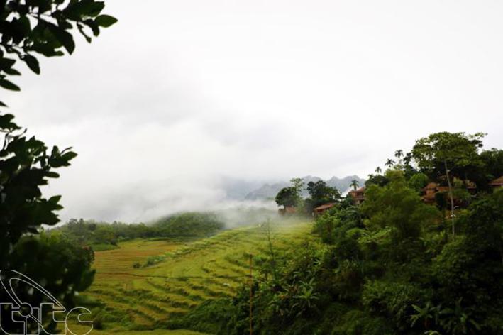 Pù Luông - Thanh Hóa: Điểm đến hút khách