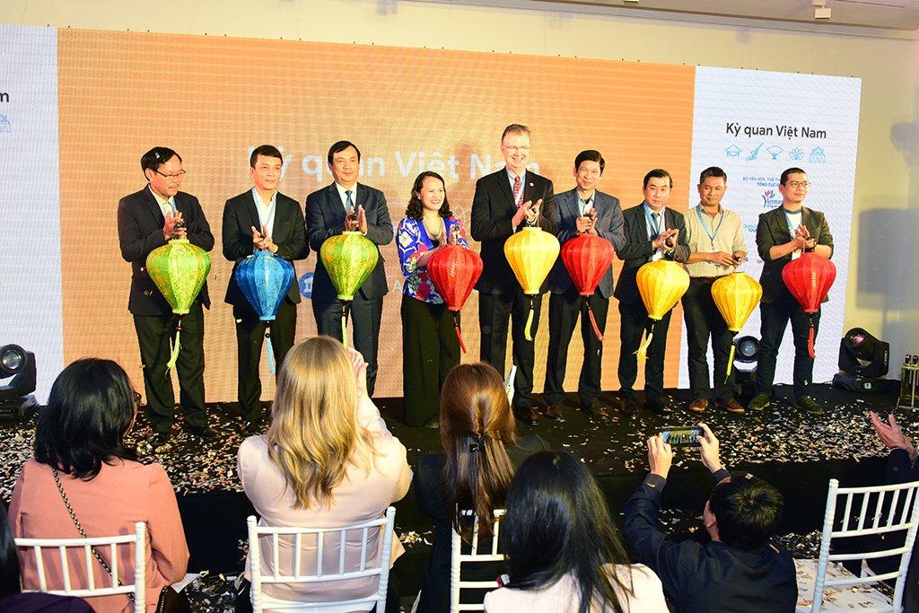 """Lễ ra mắt Dự án """"Google Arts and Culture - Kỳ quan Việt Nam"""""""