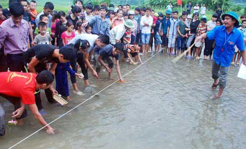 Tết cá của người Tày ở Hà Giang