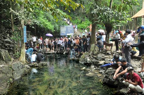 Năm 2020, Thanh Hoá đón được trên 7,3 triệu lượt khách