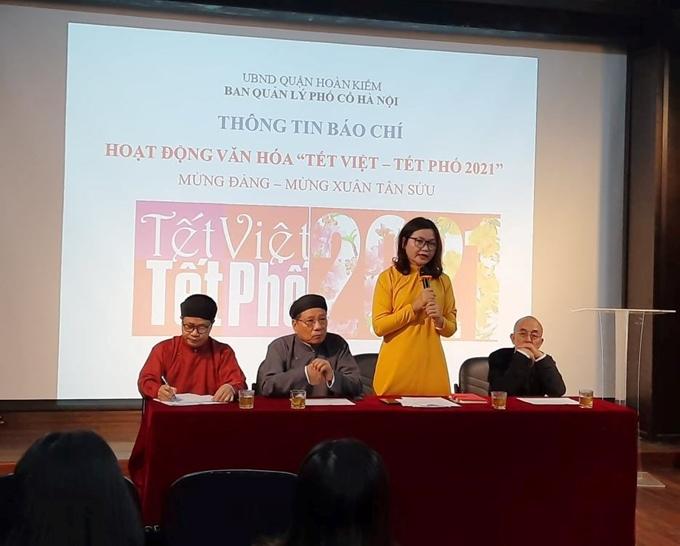 """Kết nối giá trị văn hóa truyền thống qua """"Tết Việt - Tết Phố 2021"""""""