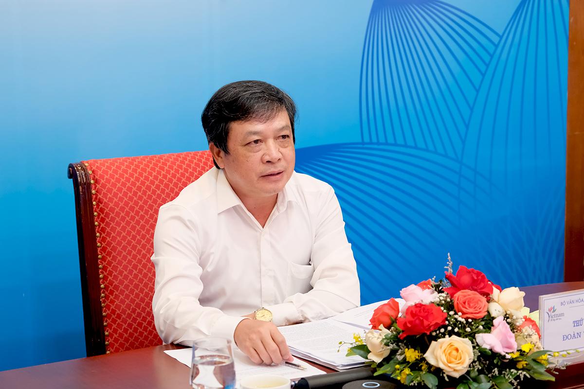 Ngành Du lịch và Ngoại giao đồng hành quảng bá du lịch Việt Nam ra thế giới, tái khởi động du lịch quốc tế