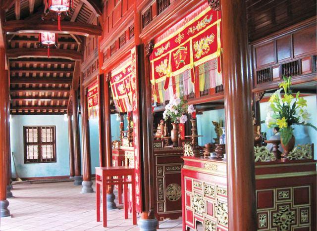 Thừa Thiên Huế: Thăm nơi thờ ''Tam công Trung liệt''