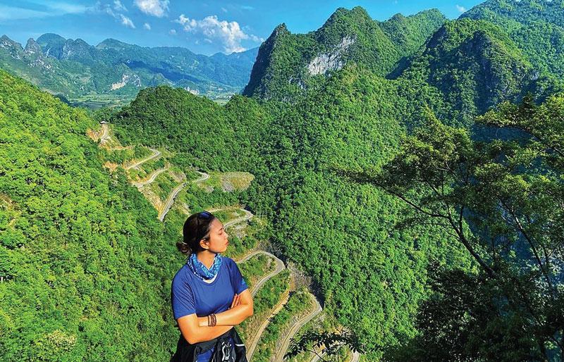 Cao Bằng: Chinh phục đèo Khau Cốc Trà