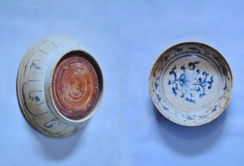 Độc đáo chiếc đĩa gốm Chu Đậu tại Bảo tàng tỉnh Gia Lai