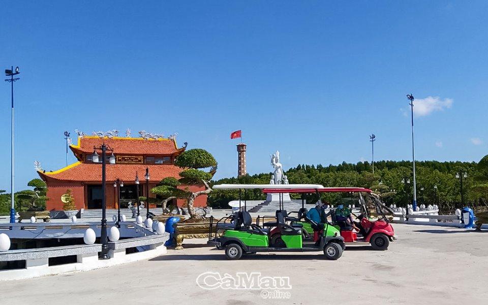 Khu du lịch Mũi Cà Mau mở cửa đón khách du lịch nội tỉnh từ ngày 15/10