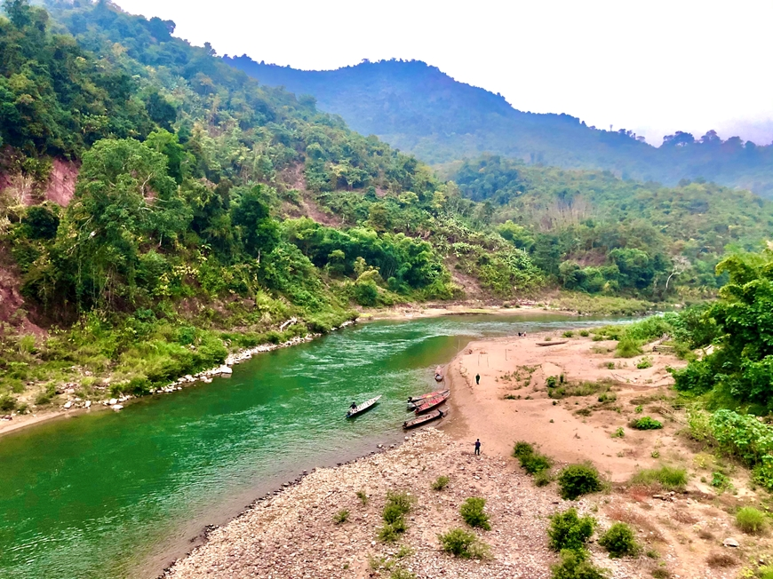 Yên Hòa (Nghệ An) - bình yên miền biên viễn