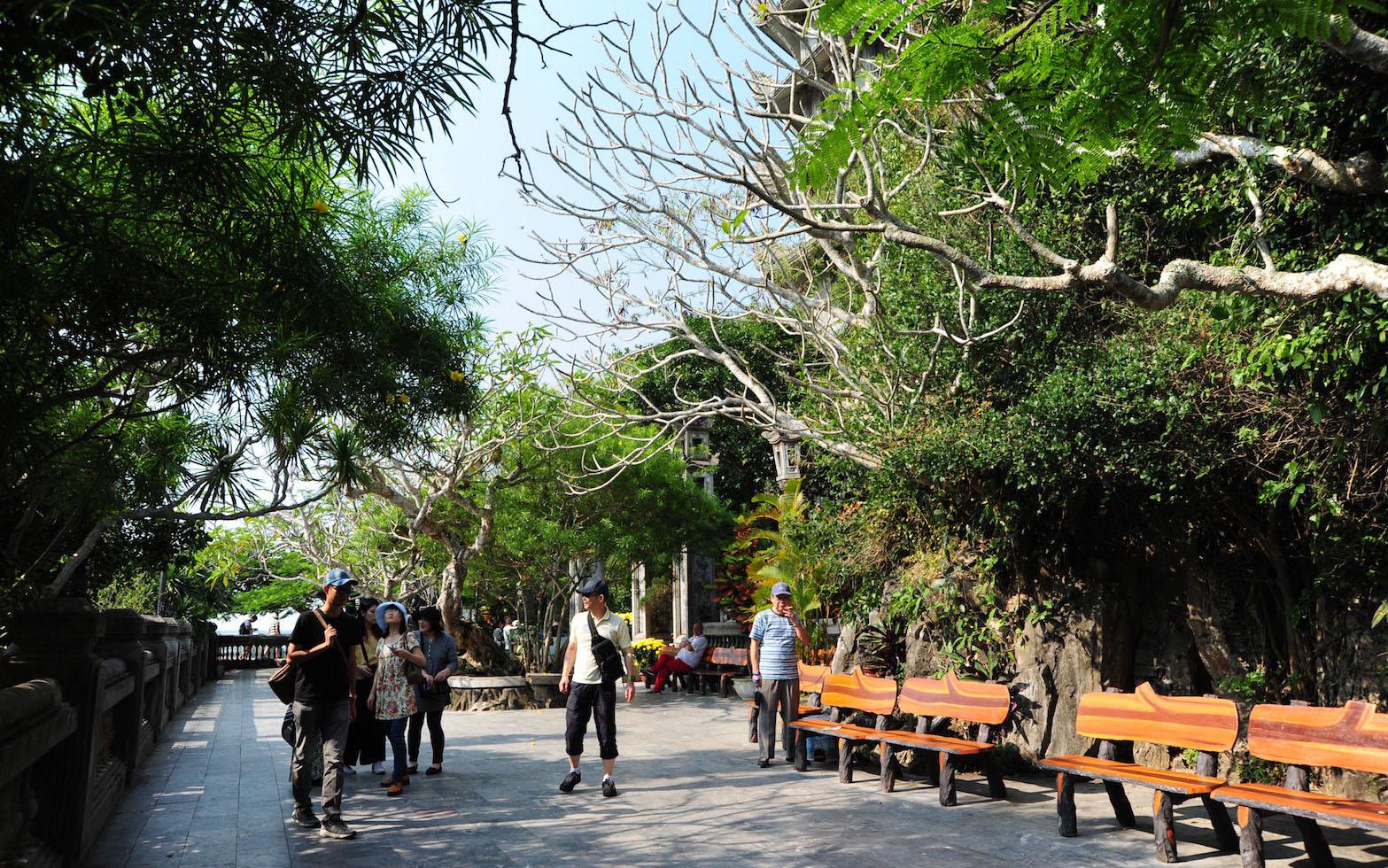 Đà Nẵng dự kiến đón khách du lịch quốc tế từ tháng 11