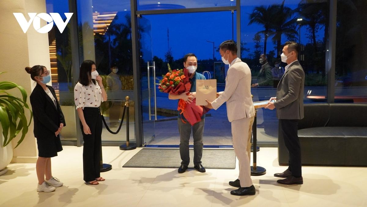 Những du khách đầu tiên đến Bà Rịa - Vũng Tàu