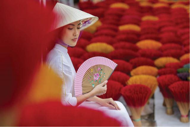 Thừa Thiên Huế: Sắc màu làng hương Thủy Xuân