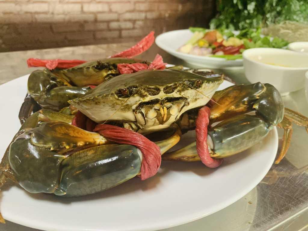 Quảng Ninh: Ngon đậm đà món cua om miến