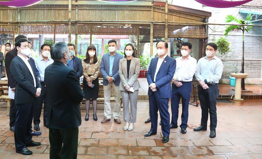 Hà Nội: Gắn việc bảo tồn di tích, làng nghề truyền thống với phát triển du lịch