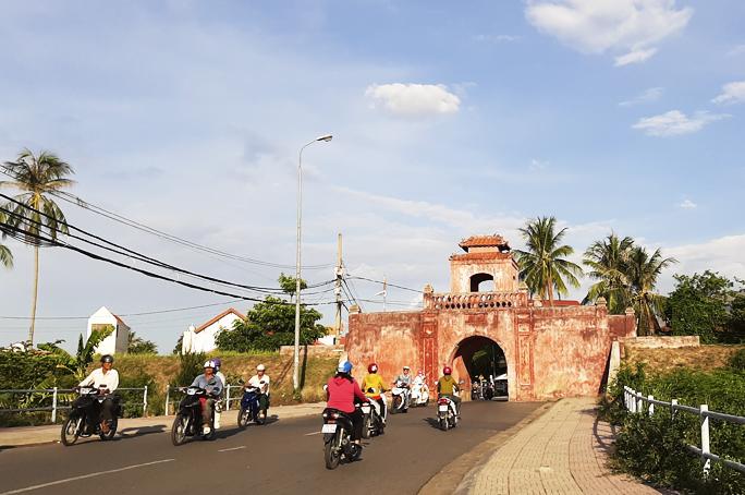 Khánh Hòa: Thành Diên Khánh qua mộc bản triều Nguyễn