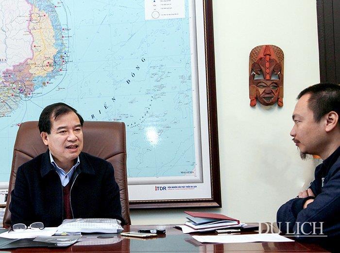 Phó Tổng cục trưởng TCDL Hà Văn Siêu: Thay đổi cách thức truyền thông du lịch thích ứng trạng thái mới