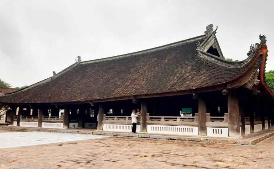 Hà Nội: Phát huy giá trị đình Chu Quyến