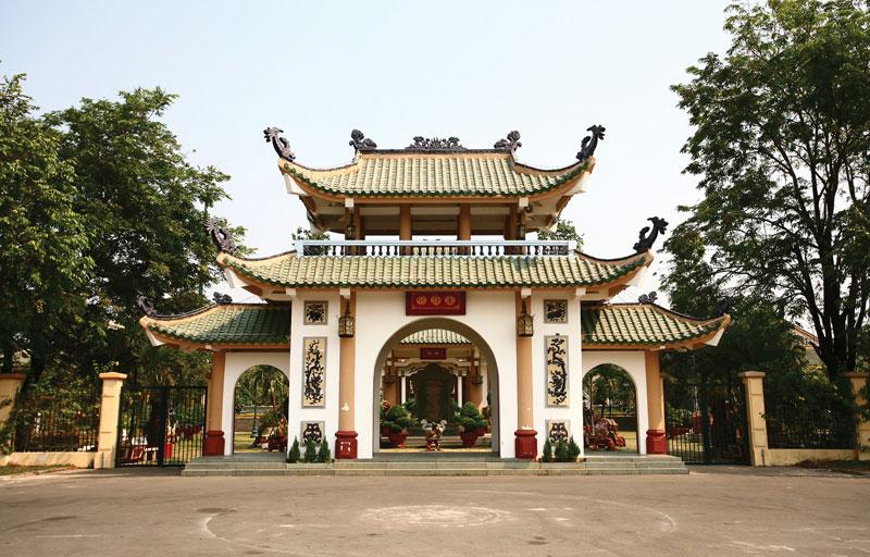 Văn miếu Trấn Biên - địa chỉ văn hóa đặc biệt ở Biên Hòa (Đồng Nai)