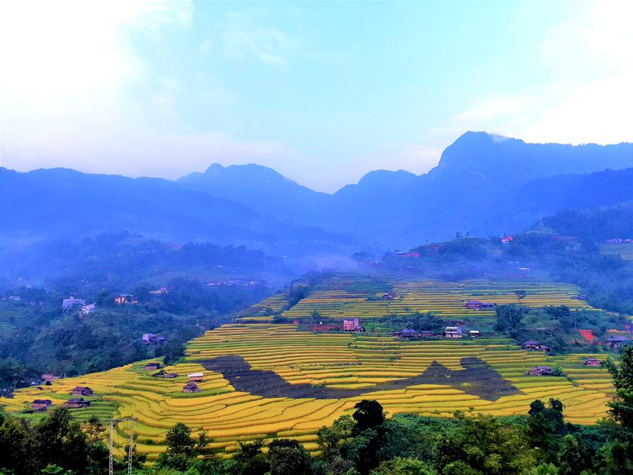 Hà Giang: Xín Mần vào mùa Thu