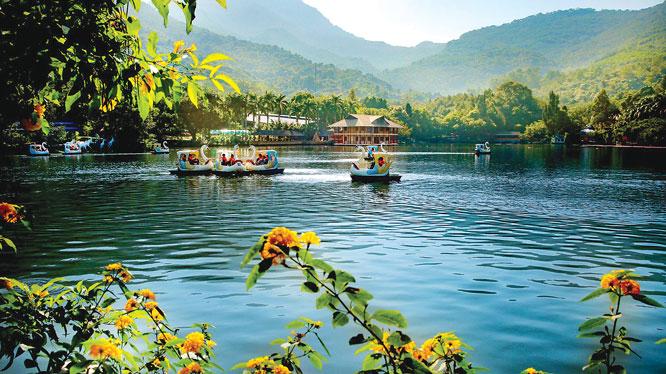 Hà Nội sẽ thí điểm nhiều vùng du lịch xanh