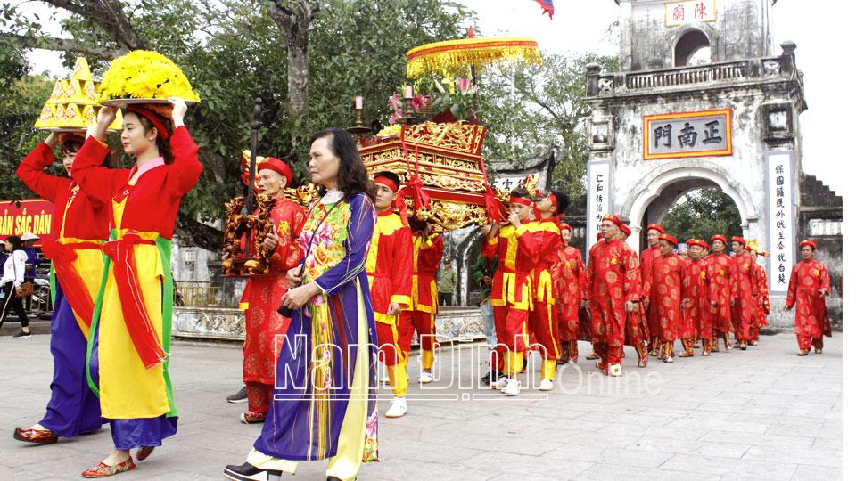 Du lịch Nam Định nỗ lực vượt qua một năm đầy biến động
