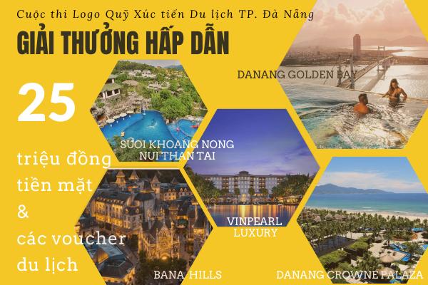Đà Nẵng: Phát động cuộc thi thiết kế logo Quỹ Xúc tiến Phát triển Du lịch
